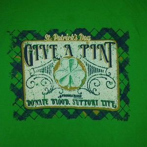 St Patricks day graphic t-shirt